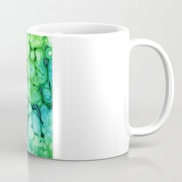 Bubbling Serenely Coffee Mug