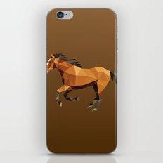 Geometric Horse iPhone & iPod Skin