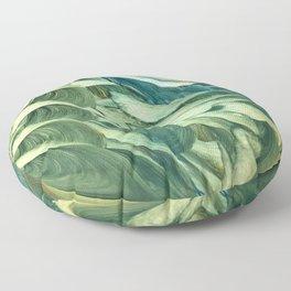 Na Fir Ghorma Floor Pillow