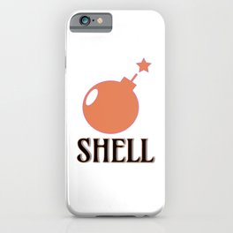 Bombshell #society6 #buyart iPhone Case