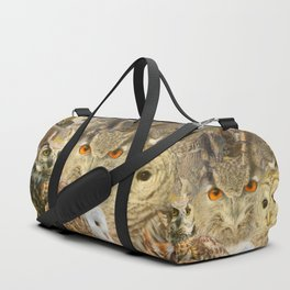OWL you need is LOVE Duffle Bag