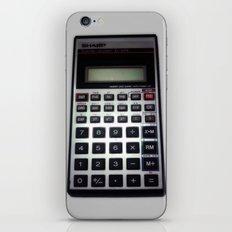 Fuck Math iPhone & iPod Skin