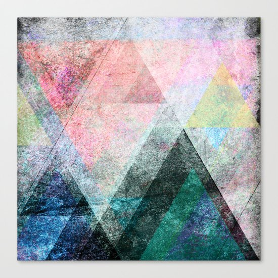 Graphic 77 Canvas Print