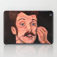 You Missed A Spot iPad Case