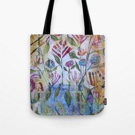 Floribunda Tote Bag