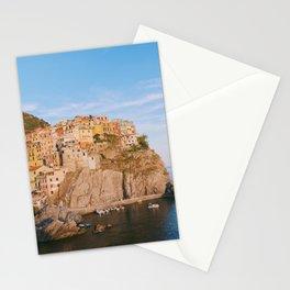 Manarola Golden Hour Stationery Cards