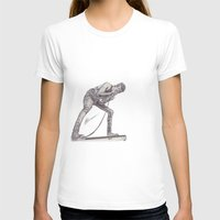 austin T-shirts featuring Austin Carlile by Ethan Raney Jarma