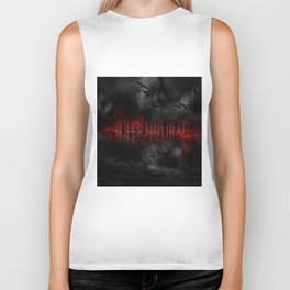 Supernatural darkness Biker Tank