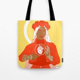 patron saint Tote Bag