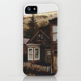 St. Elmo iPhone Case