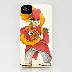 García, tuba Slim Case iPhone (4, 4s)