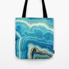 Blue Onyx Tote Bag
