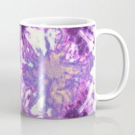 Tie-Dye Linen Bloom Coffee Mug