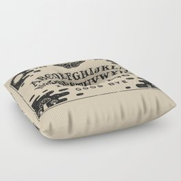 Spirit Board Floor Pillow