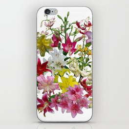 Lots of lilies to love! iPhone Skin