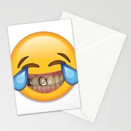 Tears Of Moderate Joy Stationery Cards