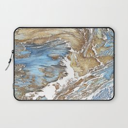 Woody Silver Laptop Sleeve