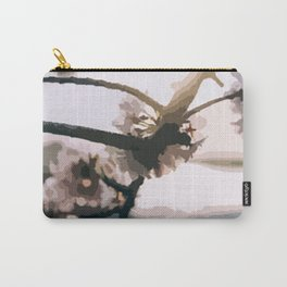 Japanese tree Carry-All Pouch