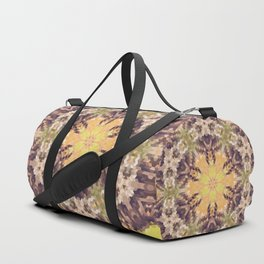 Geometric pattern 15 Duffle Bag