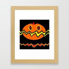 Citrouille 02 Framed Art Print