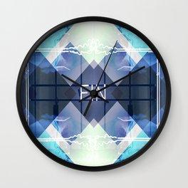 _FIN Wall Clock