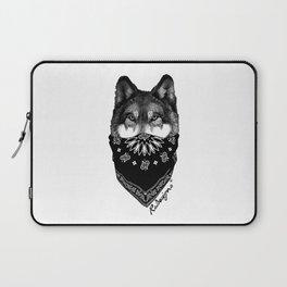 Animal Bandits - Wolf Laptop Sleeve