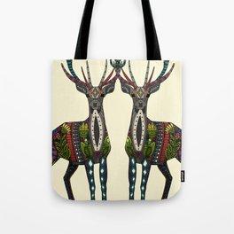 deer vanilla Tote Bag