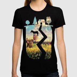 Gathering At Kenai'i T-shirt