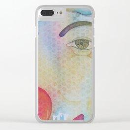 Koukou Clear iPhone Case