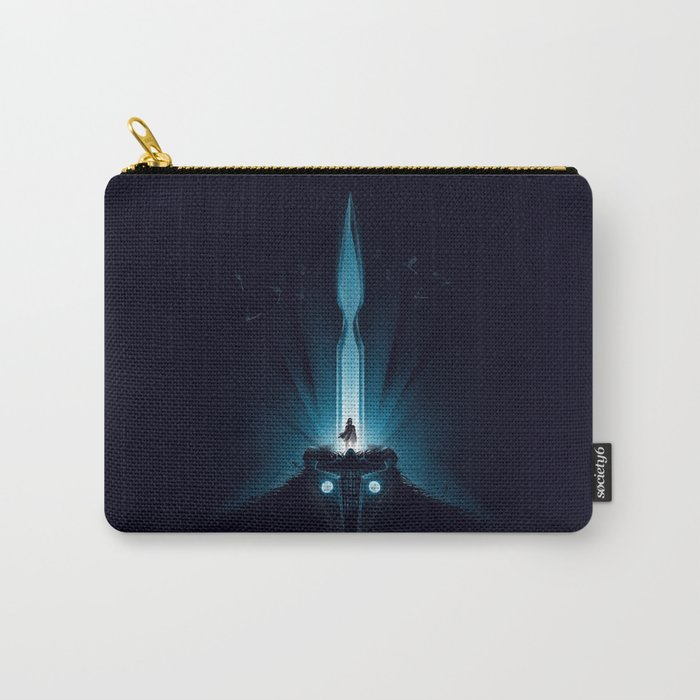 Wander and the Colossus Carry-All Pouch