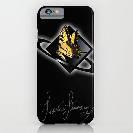 JJ: Logo iPhone & iPod Case