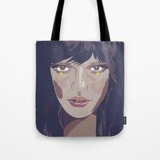 I am and I am not (Vacancy Zine) Tote Bag