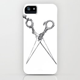 For The Threads Of Fate iPhone Case