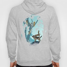 Dog Forest Hoody