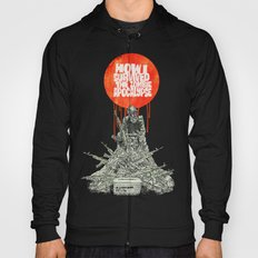 How I Survived The Zombie Apocalypse (colour option) Hoody