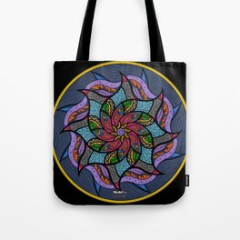 Star of the Witch Tote Bag