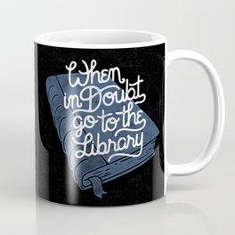 Library Coffee Mug