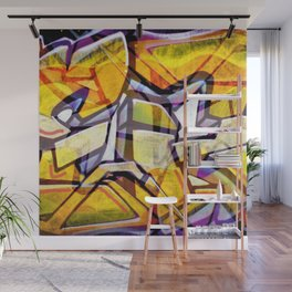 Super Power Wall Mural