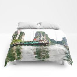 Ha Long Bay Comforters