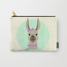 Mrs. Llama Carry-All Pouch
