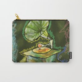 Old Gramophone Carry-All Pouch