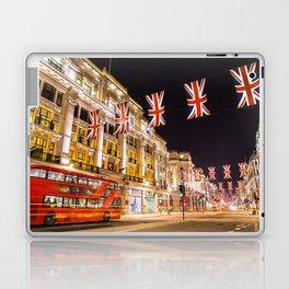 Regent Street London Laptop & iPad Skin