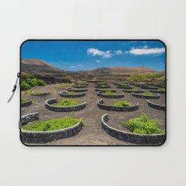 La Geria Lanzarote Wine Laptop Sleeve