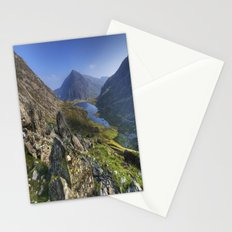 Devils Kitchen View Stationery Cards