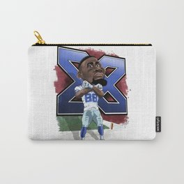 Dez Bryant Caricature Carry-All Pouch