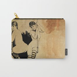 Trapeze Carry-All Pouch