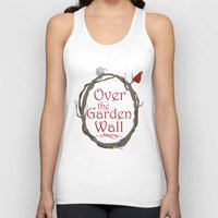 over the garden wall Tank Tops featuring Over The Garden Wall by Tourmaline Design