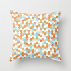 Honeycomb | Fish Bowl Throw Pillow