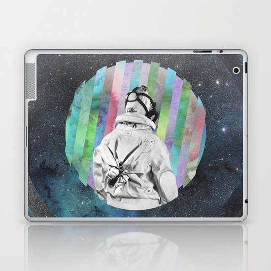 Space Finder Laptop & iPad Skin
