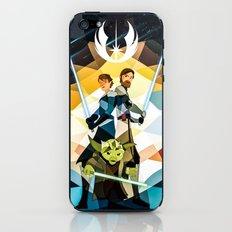 Clone Wars Jedi iPhone & iPod Skin